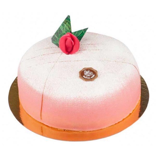 Operatårta rosa