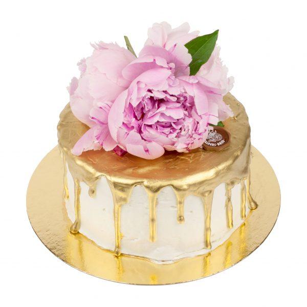 amerikansk tårta guld