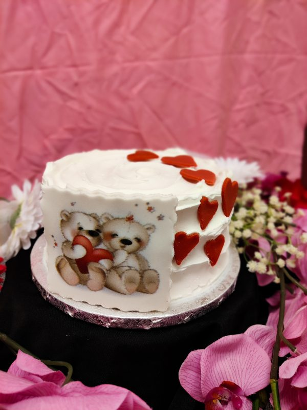 Nalle tårta