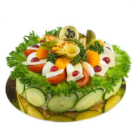 Vegetarisk tårta